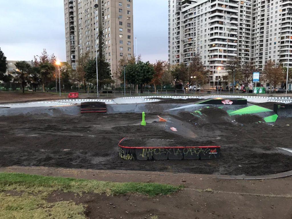 Skatepark Parque de Los Reyes