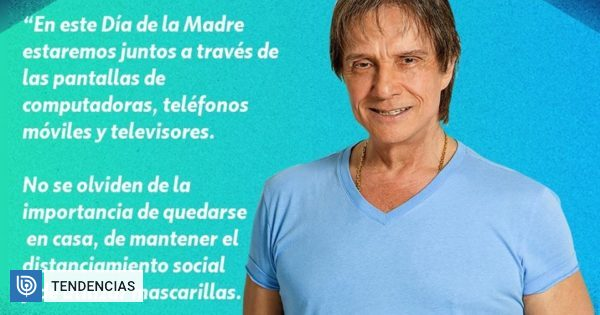 Roberto Carlos brindará concierto gratuito por internet este Día de la Madre | Artes y Cultura | BioBioChile