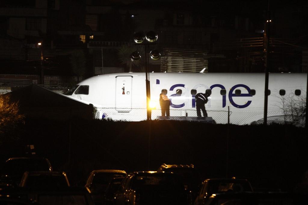 Aerolínea TAME | ARCHIVO | AFP