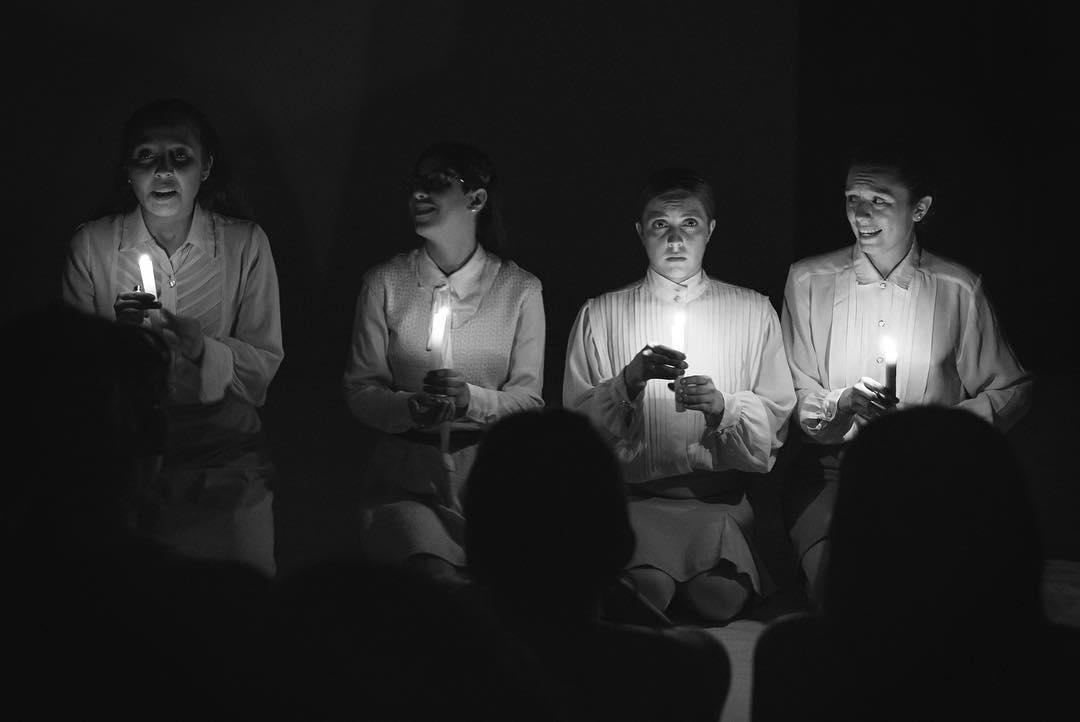 Sabine Greppo – Festival Teatro en Casa