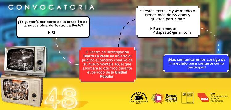 4S, Centro de Investigación Teatro La Peste (c)