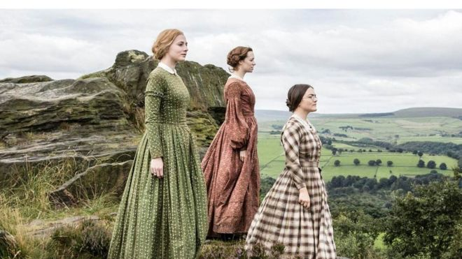 """To Walk Invisible: The Brontë Sisters""."