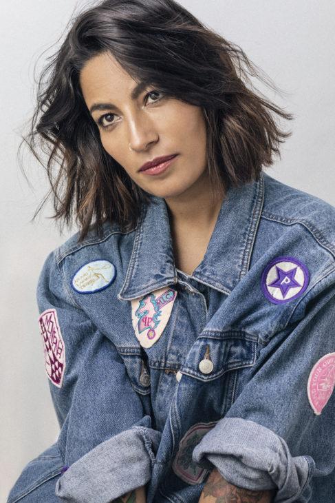 Ana Tijoux   Foto: Pilar Castro