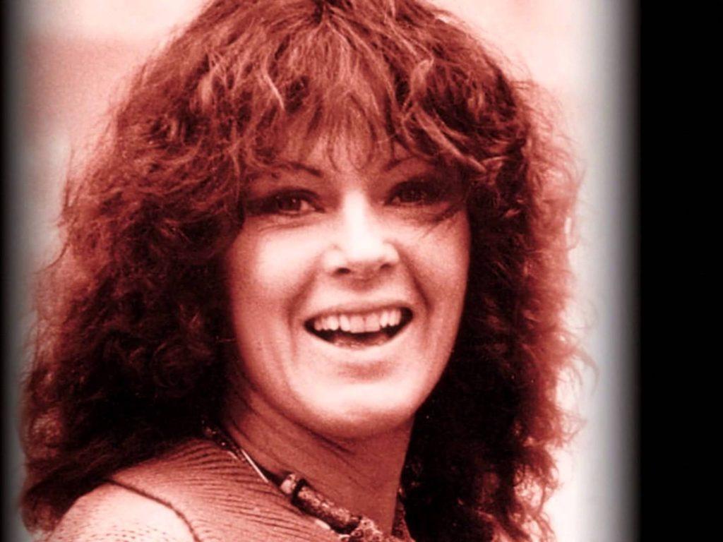 Anni-Frid Lyngstad en su etapa en ABBA