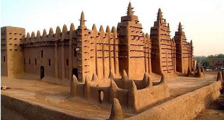 Gran Mezquita de Djenné, Mali, ecured.cu (c)