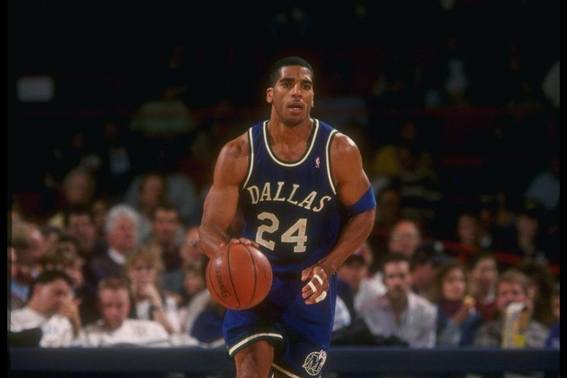 Jim Jackson (Dallas Mavericks Fans)
