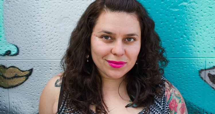 Lisseth Durán, actriz encargadas de redes sociales, Red de Artistas Educadorxs de Teatro (c)