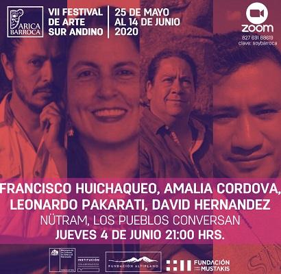 Festival de Arte Sur Andino Arica Barroca (c)