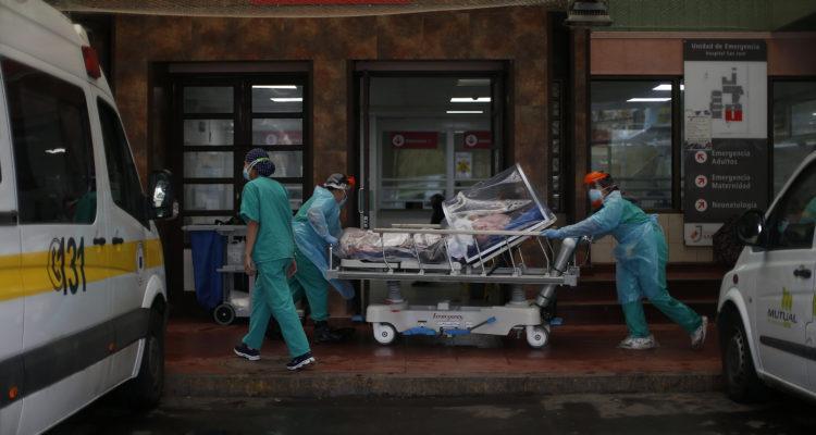 Pandemia imparable: con 222 muertos y 6.754 nuevos contagios ...