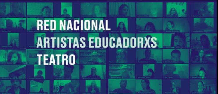 Red de Artistas Educadorxs de Teatro (c)