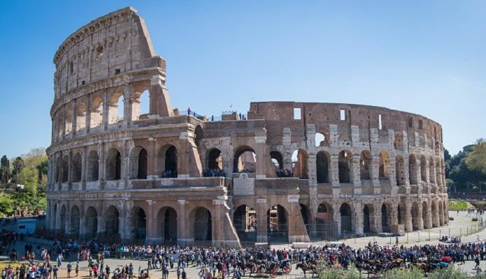Coliseo Romano, romando.org (c)
