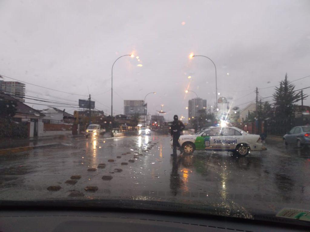 Paso bajo nivel, Departamental con Gran Avenida (Foto: Sebastián Velásquez | RBB)