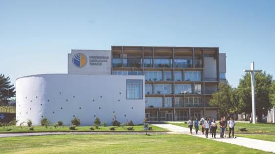 Universidad Católica de Temuco (UCT)