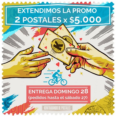 Kontrabando de Postales (c)