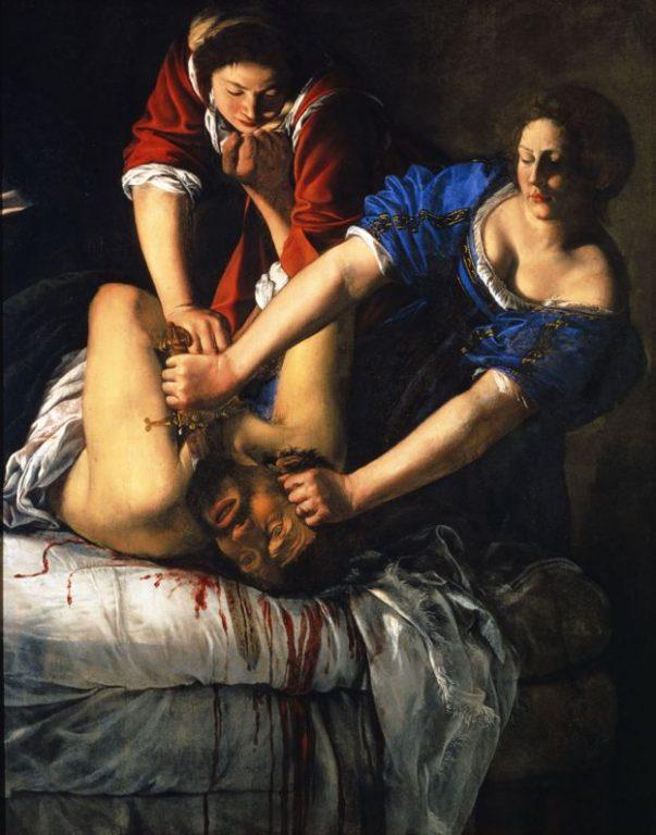 """""""Judith decapitando a Holofernes"""""""""""