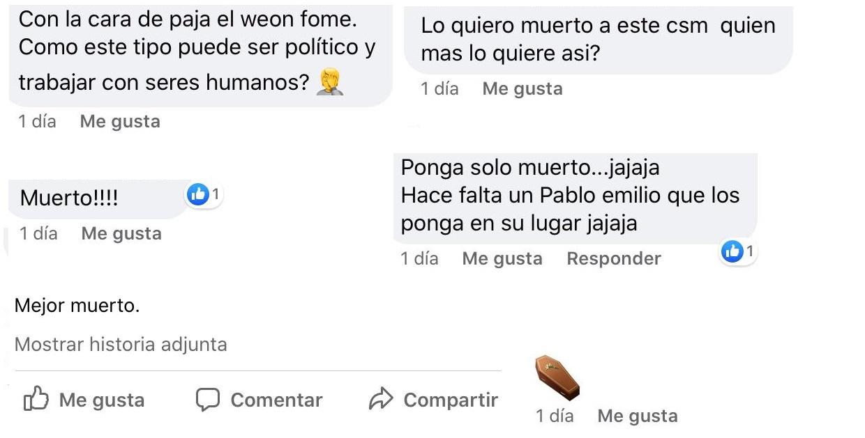 Capturas | Facebook
