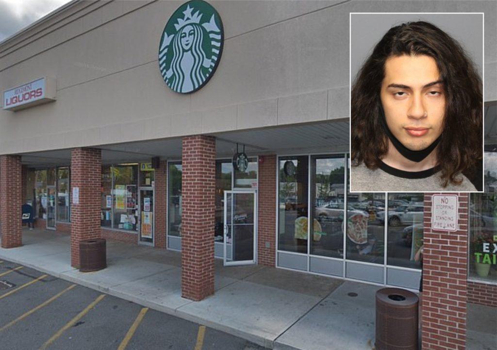 Local de Starbucks aludido