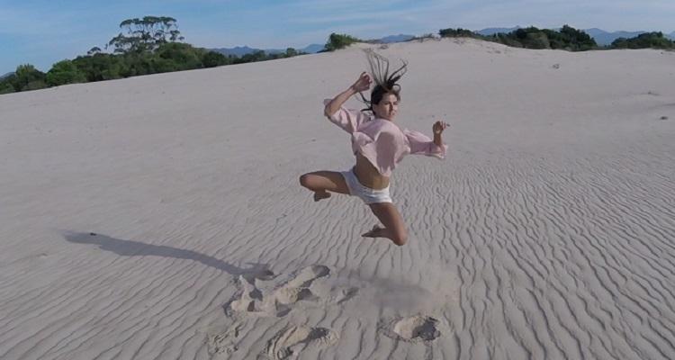 Camila Seeger, Escénica en Movimiento (c)
