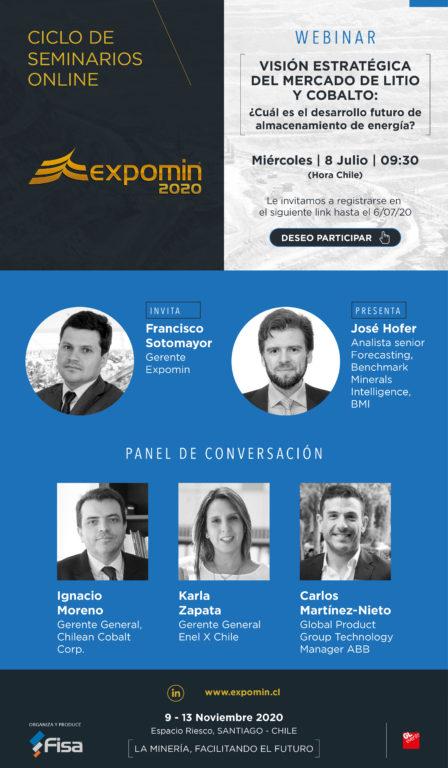 Ciclo de seminarios Expomin