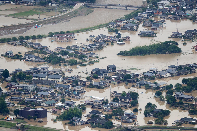 какое место занимает наводнение в россии