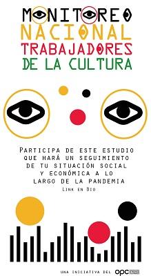 Observatorio de Políticas Culturales, OPC Chile (c)