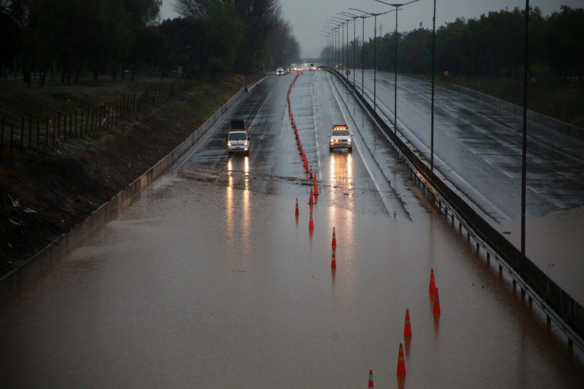 Ruta 68 interrumpida por inundación | Agencia UNO