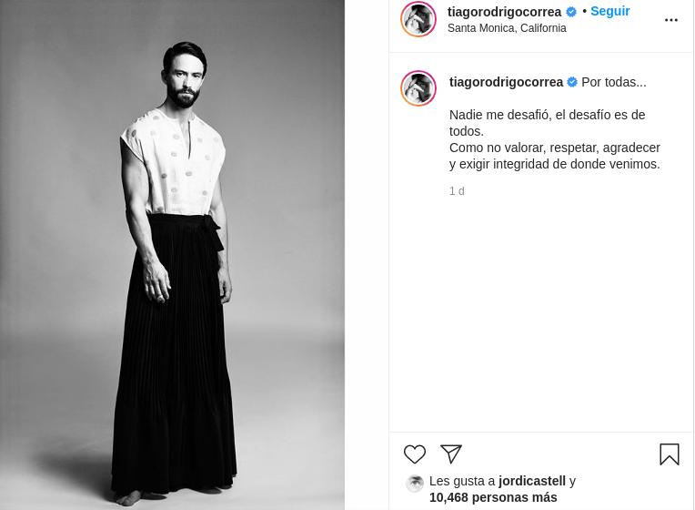 Tiago Correa | Instagram