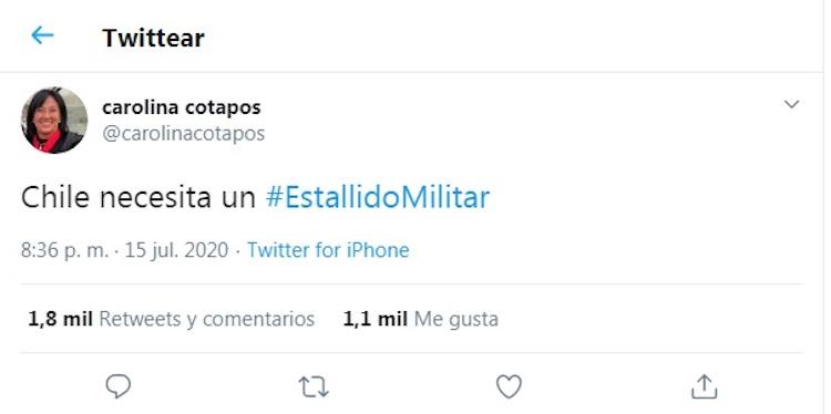 Carolina Cotapos   @carolinacotapos   Twitter