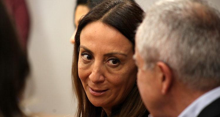 El parelé de Cecilia Pérez a la Conmebol por protocolo sanitario: