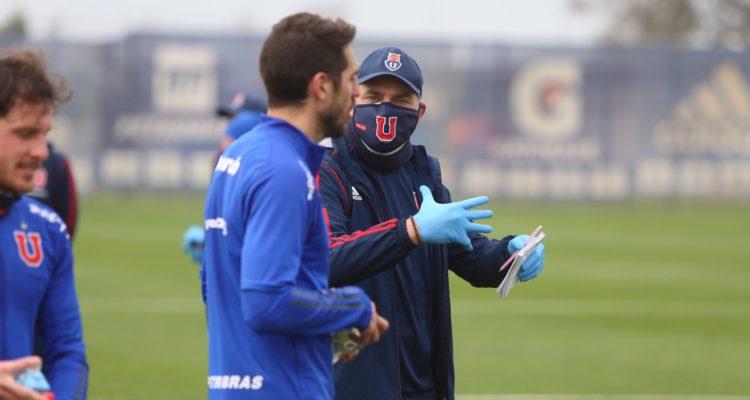 Universidad de Chile inicia Fase 3 de entrenamientos pensando en la reanudación del fútbol