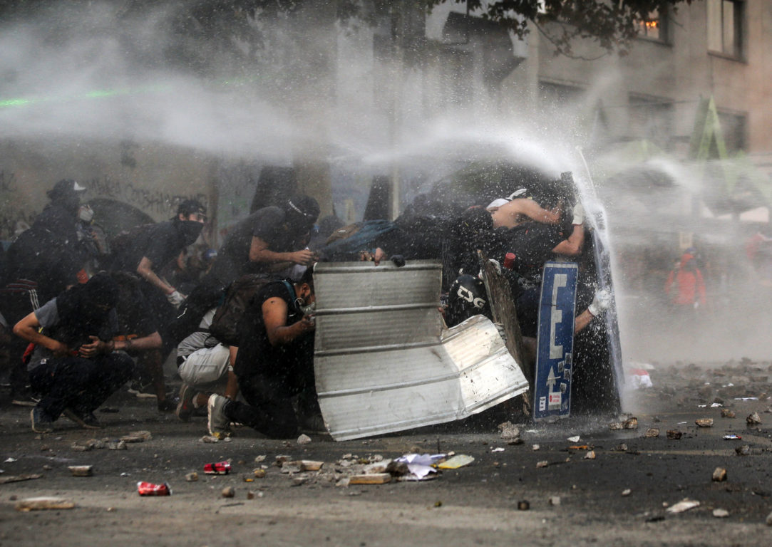 Santiago, Chile   Agence France-Presse