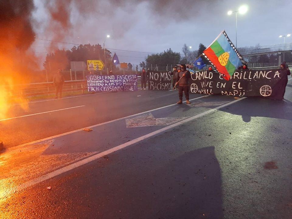 Fscebook | Alianza Territorial Mapuche