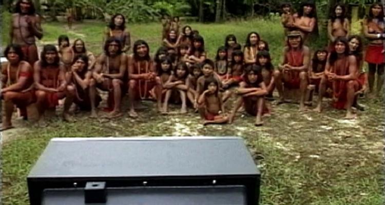 El espíritu de la TV, vincent Carelli, Muestra Cine+Video Indígena (c)