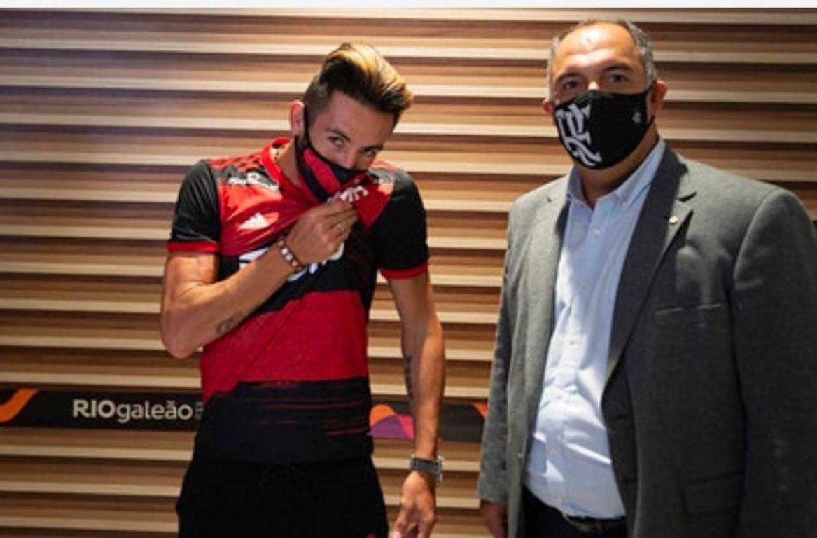 Twitter | @Flamengo