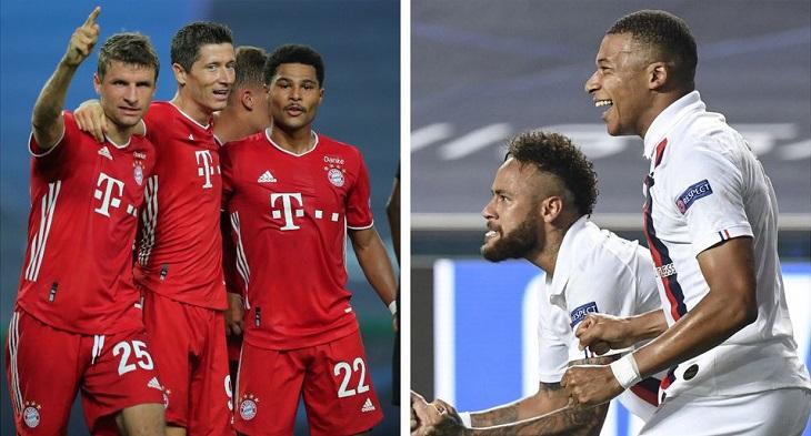 La súper final de Lisboa: PSG y Bayern Múnich definen al nuevo ...