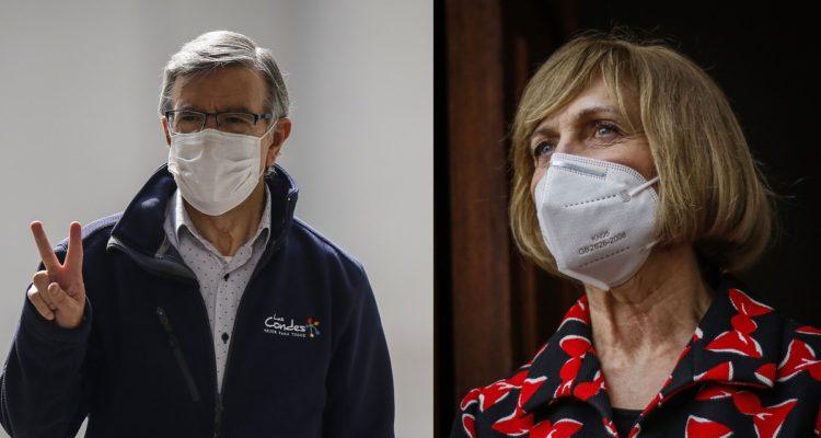 Matthei abre debate presidencial en Chile Vamos tras avisar que podría  competir contra Lavín | Nacional | BioBioChile