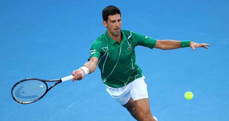 Novak Djokovic confirma su participación en el US Open: comienza el 31 de agosto