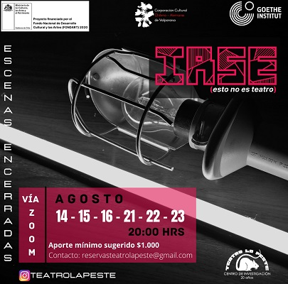 IRSE, Teatro La Peste (c)