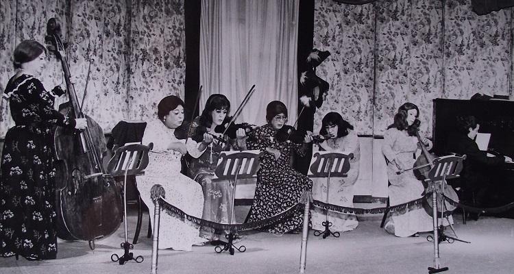 Orquesta de señoritas (1992), Cía. U. de Antofagasta (c)