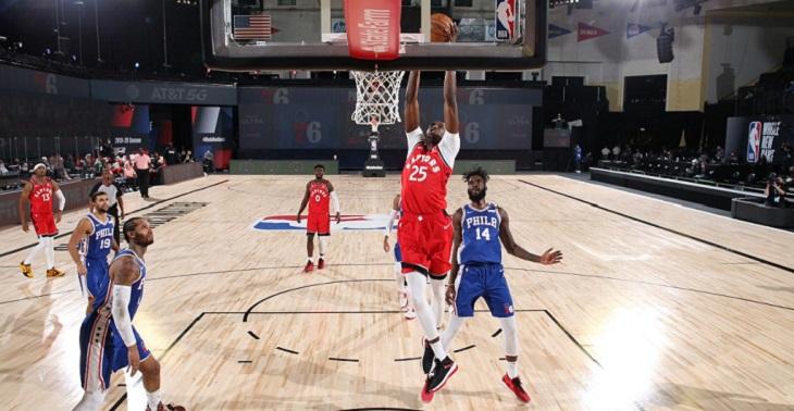 Triunfos de Raptors, Clippers y Thunders dejan casi definidos los Playoffs de la NBA