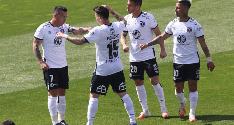 Colo Colo tendría formación definida para enfrentar a Peñarol por Copa Libertadores