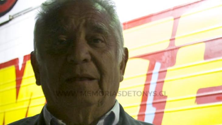 Hugo Fernández, el Tony Pituto