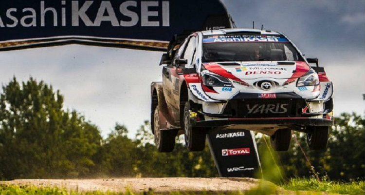 Volvió el WRC: Ogier y Lappi lideran el Rally de Estonia tras especial de apertura