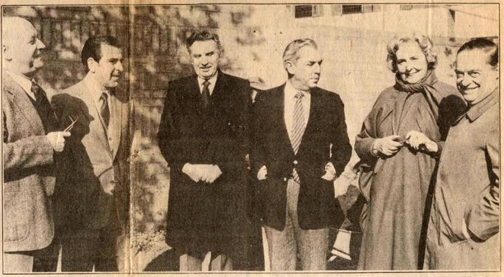 Comité Nacional por las  Elecciones Libres, 1987 – 1989