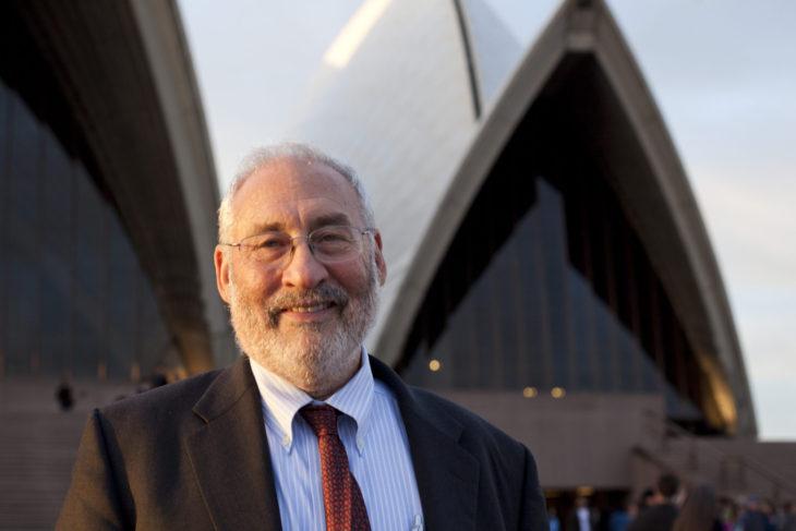Joseph Stiglitz   Foto: Daniel Baud