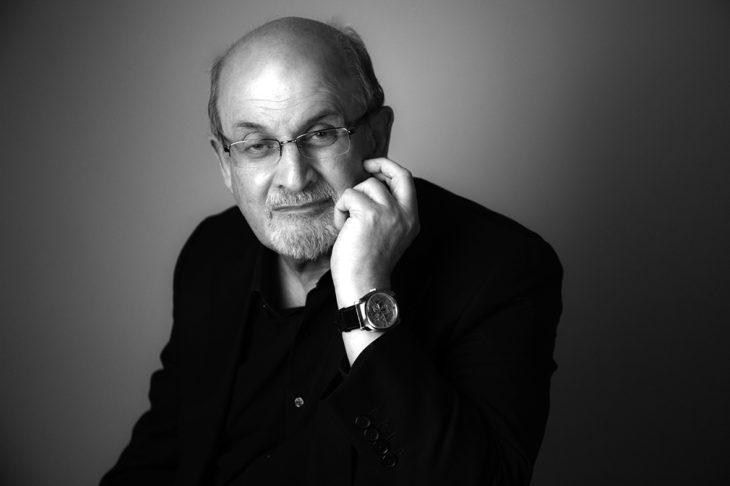 Salman Rushdie   Foto: Rachel Eliza Griffiths