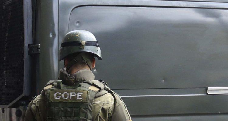 Tribunales ordenan protección policial especial para vecinos del sur de la provincia de Arauco