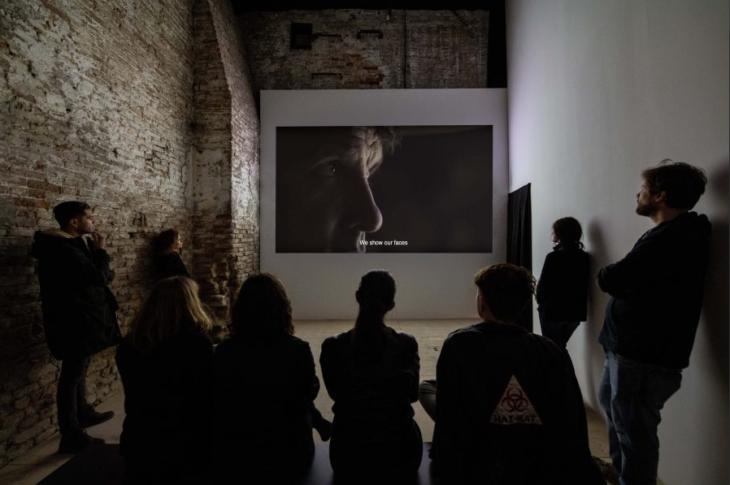 La Ópera Emancipadora, Miradas Alteradas. Pabellón de Chile, 58ª Bienal de Venecia, 2019. Foto: Felipe Lavin