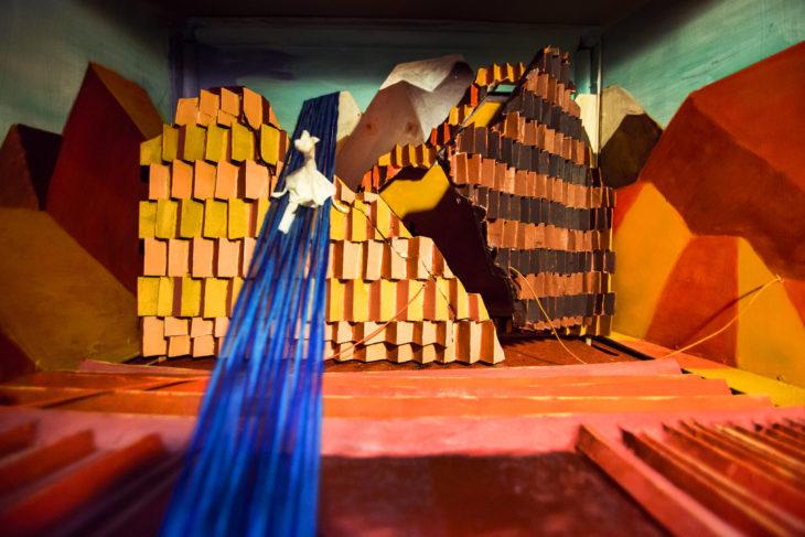 Teatro en miniatura | Cedida