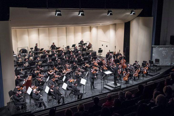Orquesta Sinfónica en Teatro Universidad de Chile | Cedida